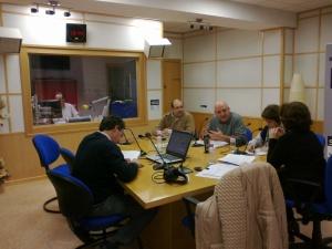 El fracking amenaza el olivar de Jaén.